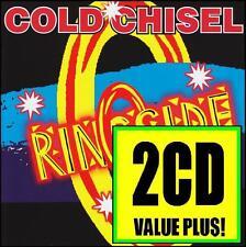 COLD CHISEL (2 CD) RINGSIDE : LIVE! ~ JIMMY BARNES~IAN MOSS~DON WALKER *NEW*