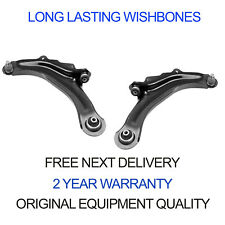 Renault Megane Scenic Grand Scenic 2 Wishbone Control Suspension Arms L & R