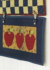 Patchwork Quilt Decor Apron Scandinavian Designs 30+ pattern Hard Cover Book NEW