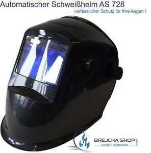 Automatik Schweißhelm Schweißschirm Schweißmaske Schweißschild Solar MIG MAG TIG