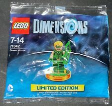 Lego Dimensions Green Arrow Pack (Exclusive Polybag Set) SEALED