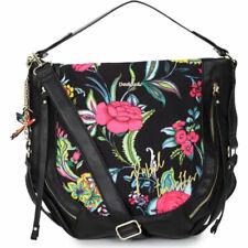 Sacs et sacs à main noirs Desigual en cuir pour femme   eBay b77f35b6ff3