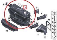 BMW NEW OEM M6 SERIES F12 F13 F06 RADIATOR SUPPORT AIR DUCT INTAKE SLAM PANEL