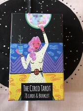OOP Circo Tarot 5th Ed By Marisa De La Pena NEW Condition
