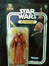 Hasbro Star Wars The Black Series Lucasfilm 50th?Ben(Obiwan)Kenobi  NIB