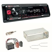 KMM-BT203 USB Autoradio Bluetooth FLAC AUX MP3 Einbauset für BMW E36 Z3