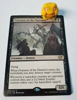 Overseer of the Damned 🍩nm🍮 Commander 2014  🥙 Magic The Gathering 🥞 MTG EDH