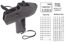 Genuine New Monarch 1115-02 Price Gun / Label Gun - Authorized Dealer