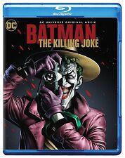 BATMAN : THE KILLING JOKE (with slipcover) BLU RAY - Sealed Region free for UK