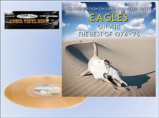 ♫ 33T -EAGLES - THE BEST OF EAGLES ON AIR 1974 - '76-LIMITED EDITION COLOURED  ♫