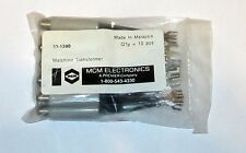 MCM Electronics 33-1390 UHF/VHF/FM Matching Transformers New Lot of 10