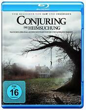 Conjuring - Die Heimsuchung  [Blu-Ray]  Neu & OVP
