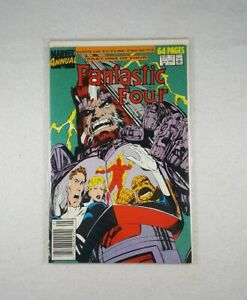 Marvel Comics Fantastic Four Annual #23 Newsstand Edition - Free Shipping!