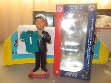 NIB 2003 BYRON LEFTWICH JACKSONVILLE JAGUARS NFL DRAFT DAY BOBBLEHEAD #207/504