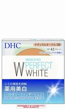 DHC Medicated PW Powdery Foundation <Refill> Natural Ocher 02