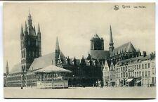 CPA - Carte Postale - Belgique - Ypres - Les Halles ( DD7273)