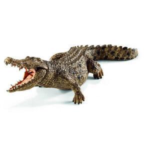Schleich Wild Life - Crocodile - 14736 - Authentic - New