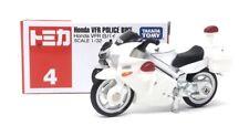 Tomica Model DieCast 1/32 No.4 Honda VFR Police Bike Motorcycle Takara Tomy