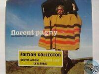 FLORENT PAGNY MA LIBERTE DE PENSER CD SINGLE ED LIMITEE