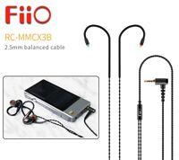 FiiO RC-MMCX3B Balanced MMCX 2.5mm Cable For FiiO Westone Shure Earphones