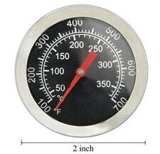 Affumicatore BBQ CARBONELLA onlyfire Gas Grill Char-grillers Quadrante 2 Termometro (52MM)