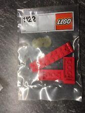 Lego Servicetüte  1122 Scharniere