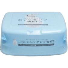 F/S Nepia The bottom SEREBU WET  Fragrance-free  40 seats Japan