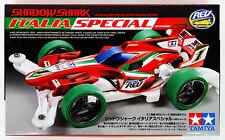 Tamiya 95224 Mini 4WD Shadow Shark Italia Special (AR Chassis) 1/32