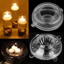 2Set DIY Floating Floater Candle Mould Plastic Candle Making Model Soap Mold