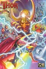 "THE MIGHTY THOR BY ALEX ROSS 24 X 36"" POSTER!"