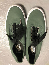 Womens vans size 6.5 In Green / Black BRAND NEW