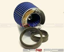 K&N Universal Induction Kit Replacement Blue Air Filter Audi BMW *Genuine Item*