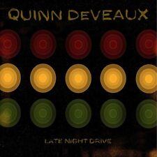 Quinn Deveaux - Late Night Drive (Audio CD, Dec 3, 2013)