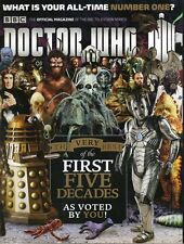Doctor Who Monthly Magazine #474, The Best of First Five Decades 2014 NEW UNREAD