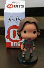 Loot Crate Cargo Firefly Serenity Zoe Washburne QMX Q-Bits PVC Figure NEW
