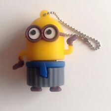 1 New Cute Novelty Minion Dancer, 128MB USB Flash Drive Memory Stick