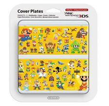 NEW Nintendo 3DS Cover Plate Kisekae plate No.067 Super Mario Maker Japan