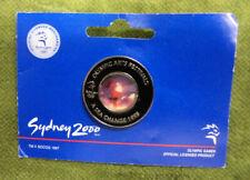 Sydney 2000 Olympic Games Mascot Badge Pin Syd - SOCOG 1997