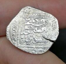 Ayyubid Egypt Silver Dirhem Unidentified Crusader Age Coin