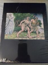 The Book of Genesis Robert Crumb R. Limited Edition SEALED SIGNED LOW NUMBER