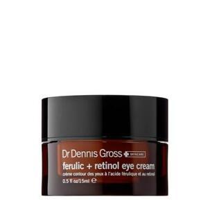 Dr. Dennis Gross Ferulic + Retinol Eye Cream 0.5 fl oz/15 ml