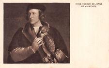 R239499 Hans Holbein de Jonge de Valkenier. Weenenk and Snel. Den Haag. Mauritsh