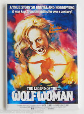 Legend of the Wolf Woman FRIDGE MAGNET (2.5 x 3.5 inches) movie poster werewolf