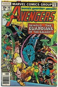 AVENGERS#167 VF/NM 1978 MARVEL BRONZE AGE COMICS
