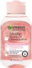 Garnier Micellar Rose Cleansing Water Glow Boosting Face and Eye MakeUp Remover
