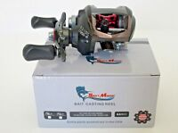 Sport Master Low-Profile 11BB Right Hand Baitcasting Fishing Reel ship From USA