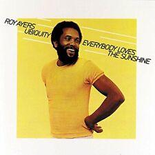 Roy Ayers - Everybody Loves The Sunshine [CD]