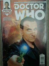 Doctor Who: Ongoing Adventures of the Ninth Doctor #1 (cover A)