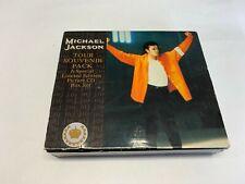 Michael Jackson – Tour Souvenir Pack - 4 x Picture CD Single Boxset