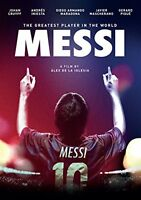 Messi [DVD] [2016] [DVD][Region 2]